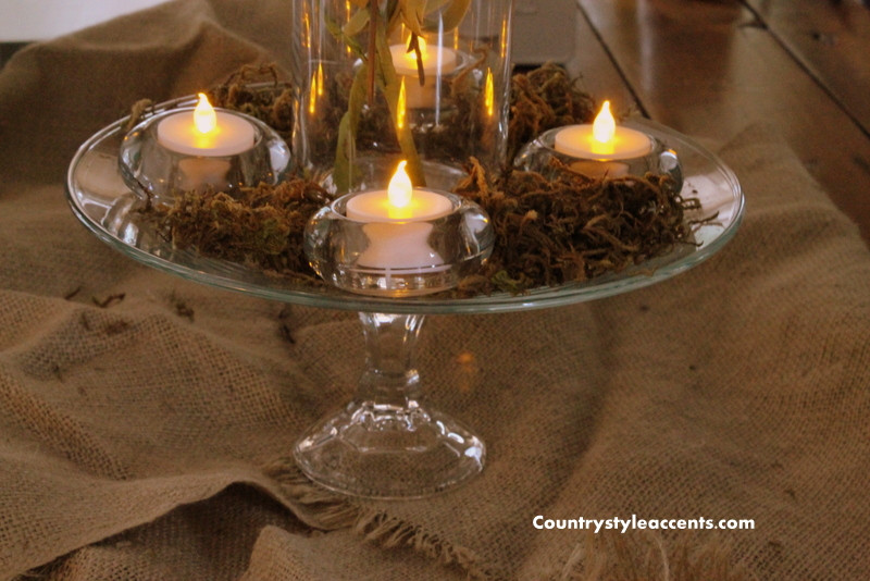 Best ideas about DIY Wedding Centerpieces Without Flowers . Save or Pin DIY Wedding Centerpieces Under $10 Country Style Accents Now.