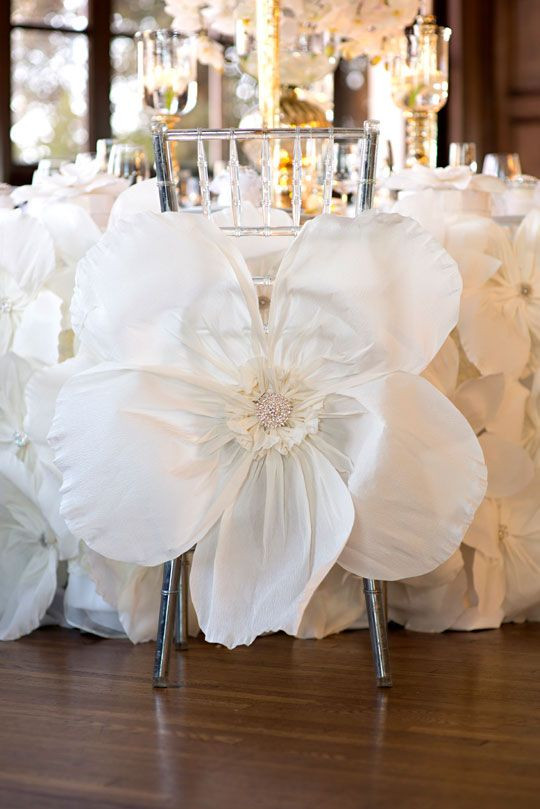 Best ideas about DIY Wedding Chair Covers . Save or Pin 17 images about DIY CHAIR COVERS IDEAS on Pinterest Now.