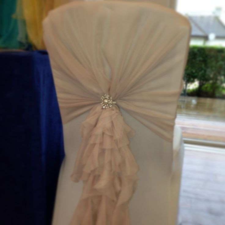 Best ideas about DIY Wedding Chair Covers . Save or Pin 1000 ideas about Folding Chair Covers on Pinterest Now.