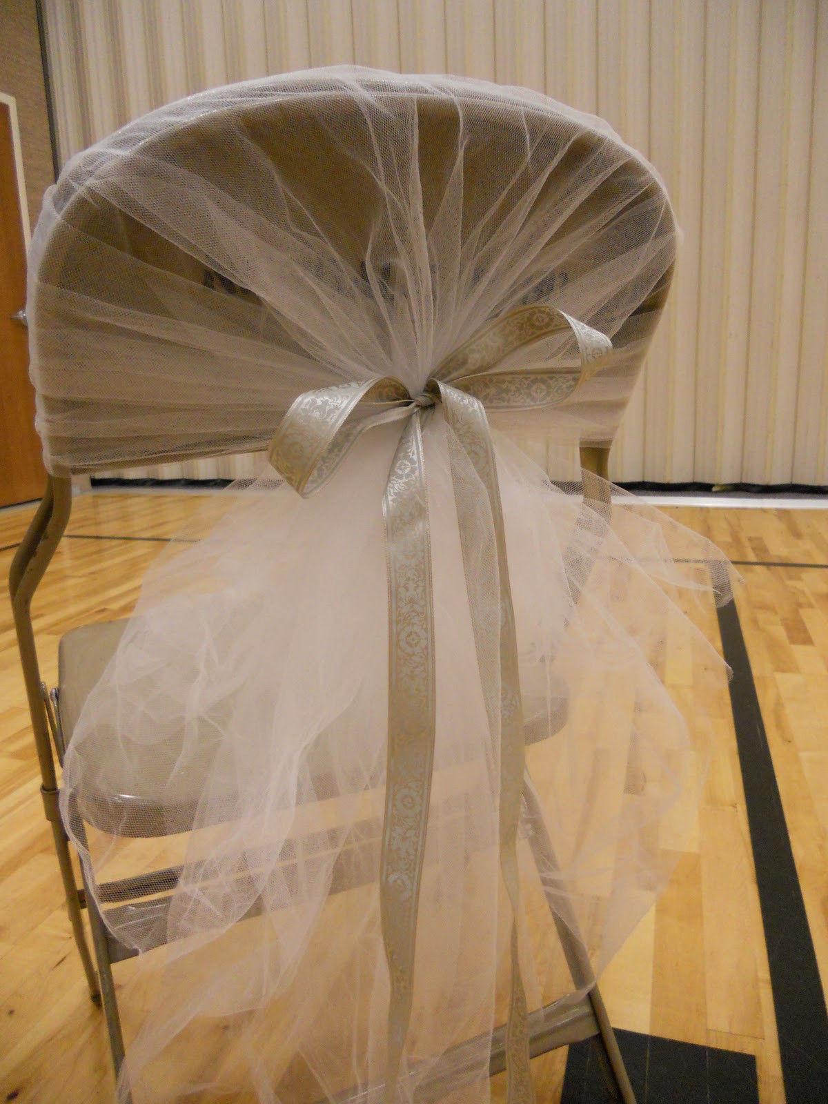 Best ideas about DIY Wedding Chair Covers . Save or Pin bridesdesigner DIY Event Decor Now.