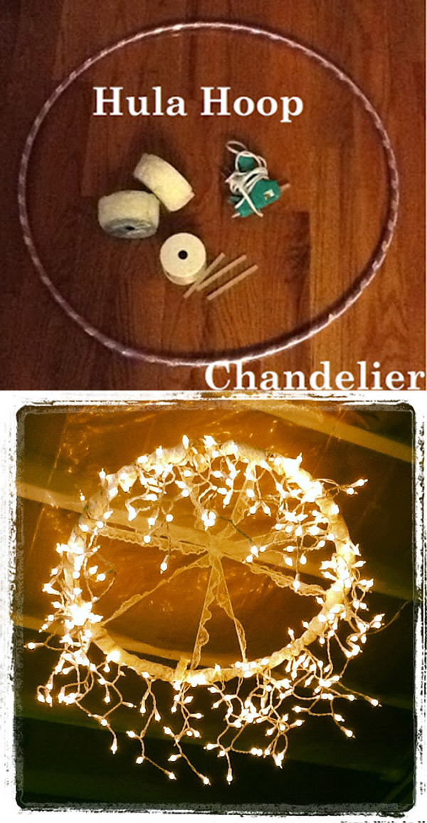 Best ideas about DIY Wedding Chandelier . Save or Pin DIY Wedding Ideas 10 Ways To Save Bud For Your Big Day Now.