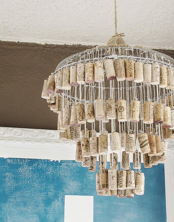 Best ideas about DIY Wedding Chandelier . Save or Pin 22 DIY Chandelier Ideas Now.