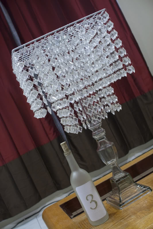 Best ideas about DIY Wedding Chandelier . Save or Pin My DIY CHANDELIER centerpiece Project Wedding Forums Now.