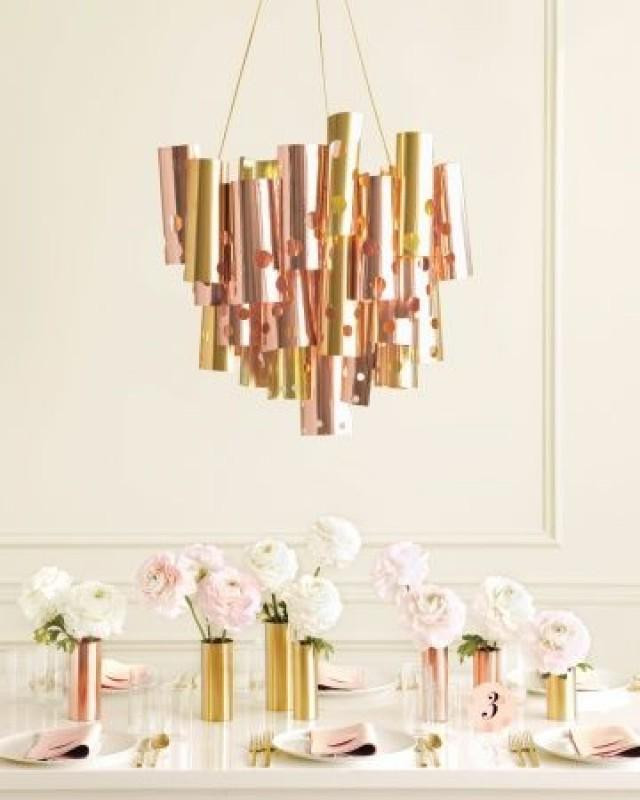 Best ideas about DIY Wedding Chandelier . Save or Pin DIY DIY Chandelier So Pretty Weddbook Now.