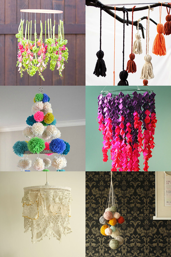 Best ideas about DIY Wedding Chandelier . Save or Pin 10 DIY chandelier ideas Mollie Makes Now.