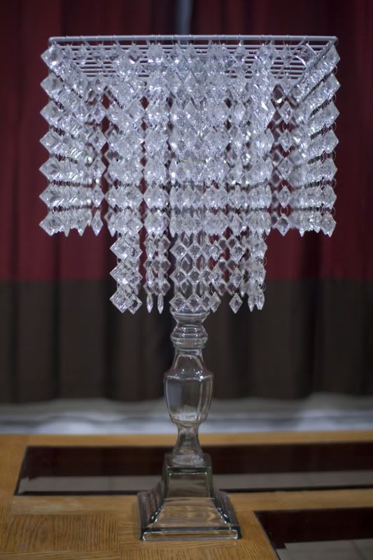 Best ideas about DIY Wedding Chandelier . Save or Pin My DIY CHANDELIER centerpiece Planning Project Now.