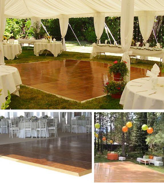 Best ideas about DIY Wedding Dance Floor . Save or Pin DIY dance floor top one Rustic Pinterest Now.