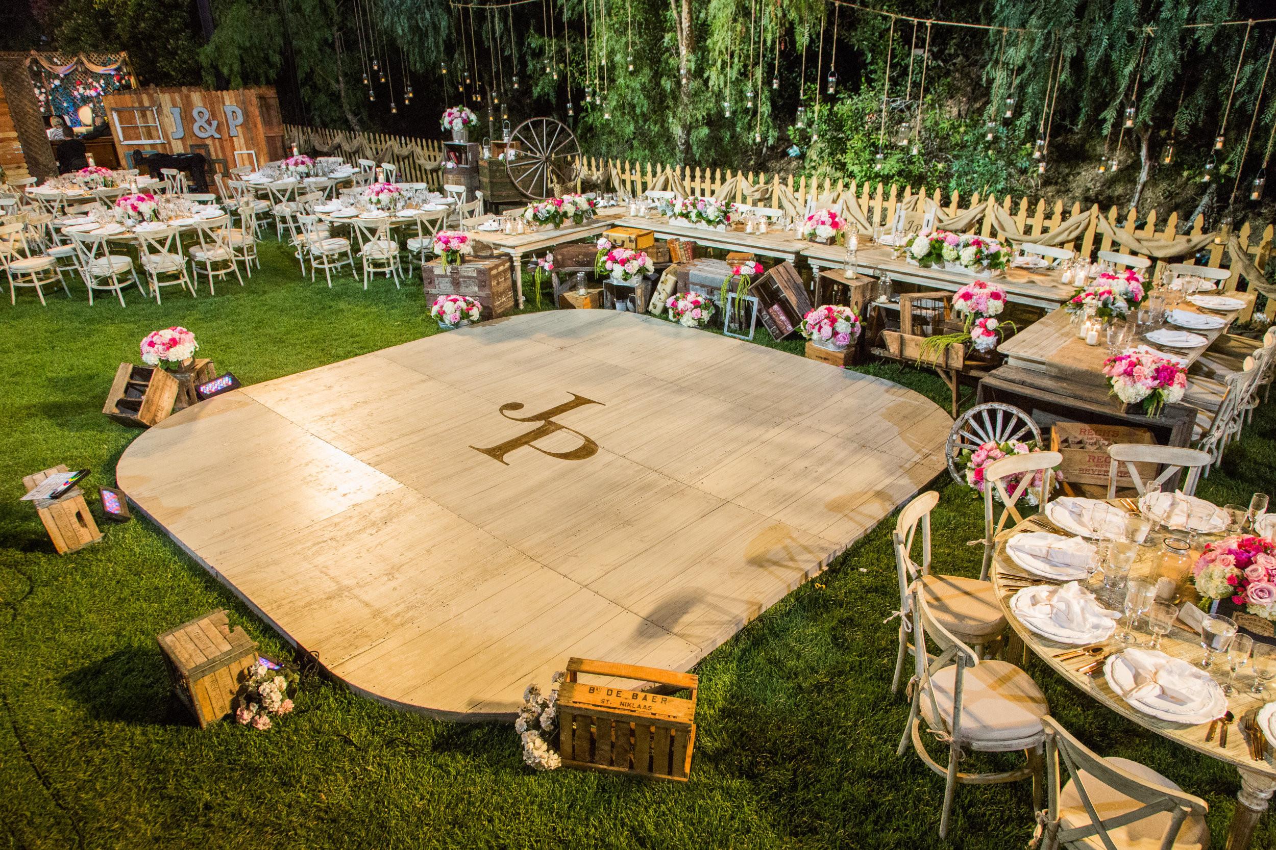 Best ideas about DIY Wedding Dance Floor . Save or Pin How To Ken Wingard s DIY Dance Floor Now.