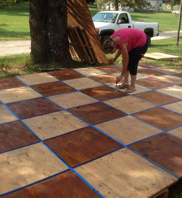 Best ideas about DIY Wedding Dance Floor . Save or Pin Pin by Carina Kerr on Wedding DIY Pinterest Now.