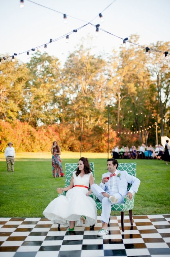 Best ideas about DIY Wedding Dance Floor . Save or Pin 66 best images about DIY DANCE FLOORS on Pinterest Now.