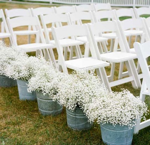 Best ideas about DIY Wedding Decor . Save or Pin 18 DIY Wedding Decorations on a Bud Now.