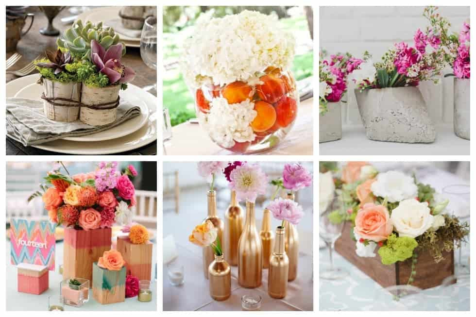 Best ideas about DIY Wedding Decor On A Budget . Save or Pin 25 Stunning DIY Wedding Centerpieces to Make on a Bud Now.