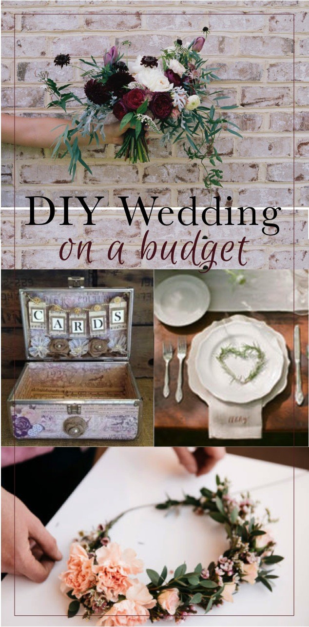 Best ideas about DIY Wedding Decor On A Budget . Save or Pin DIY Wedding on a Bud The DIY Lighthouse Now.