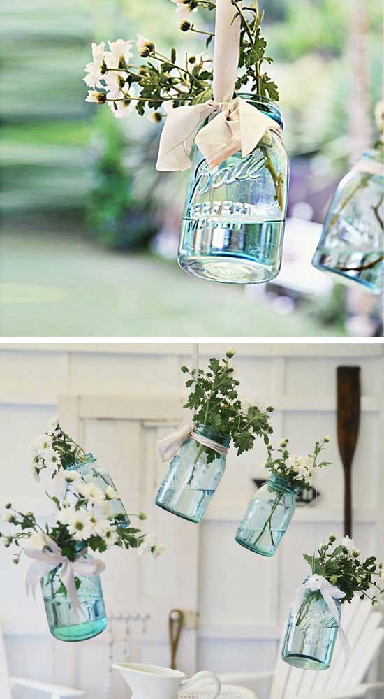 Best ideas about DIY Wedding Decor . Save or Pin 20 DIY Wedding Decorations on a Bud Now.