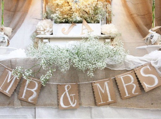 Best ideas about DIY Wedding Decorations . Save or Pin 18 DIY Wedding Decorations on a Bud Now.