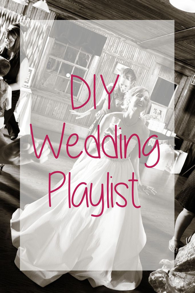 Best ideas about DIY Wedding Dj . Save or Pin Wedding Wednesday DIY Wedding Playlist tips on how to Now.