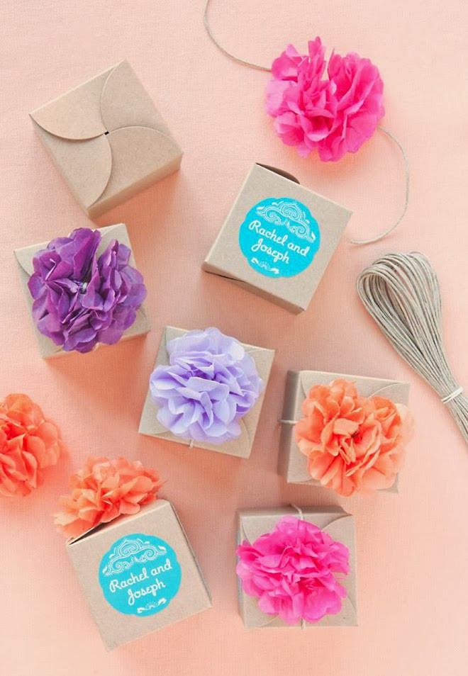 Best ideas about DIY Wedding Favors . Save or Pin 10 Amazing DIY Wedding Favors Part 3 Belle The Magazine Now.