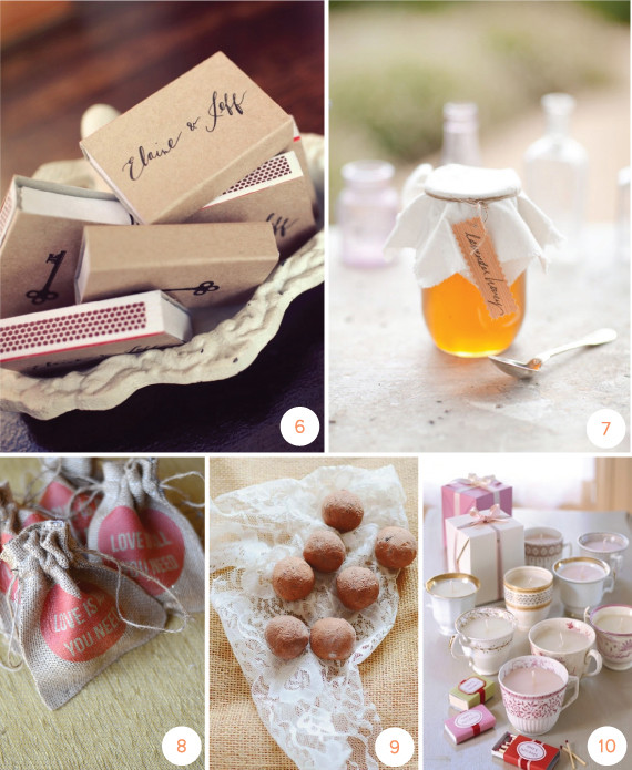 Best ideas about DIY Wedding Favors . Save or Pin 10 DIY Wedding Favors Now.