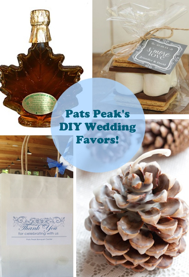 Best ideas about DIY Wedding Favors . Save or Pin DIY Wedding Favors to REALLY Thank your Guests Now.