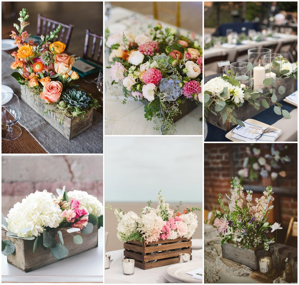Best ideas about DIY Wedding Floral Centerpieces . Save or Pin 3 Wedding Centerpiece Ideas You Can Make Yourself Now.
