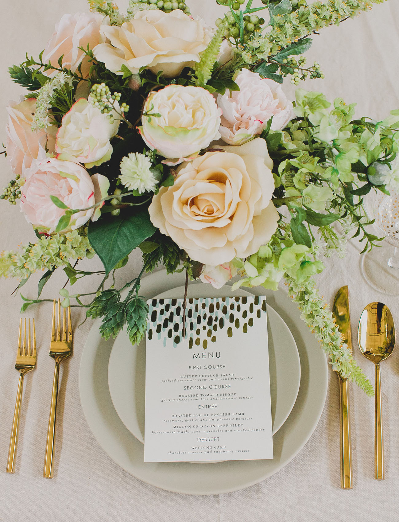 Best ideas about DIY Wedding Floral Centerpieces . Save or Pin DIY Silk Flower Centerpiece Green Wedding Shoes Now.