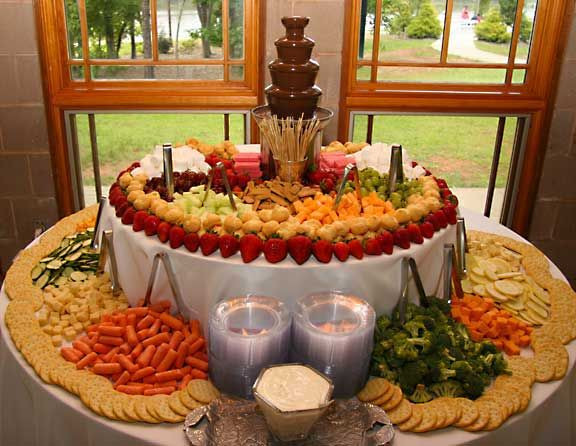 Best ideas about DIY Wedding Food . Save or Pin cheap wedding food ideas for reception … Wedding Now.