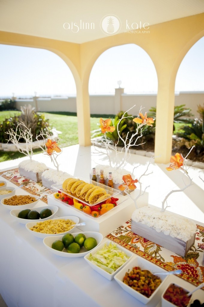 Best ideas about DIY Wedding Food . Save or Pin Wedding Catering Trend DIY Food Stations Arabia Weddings Now.