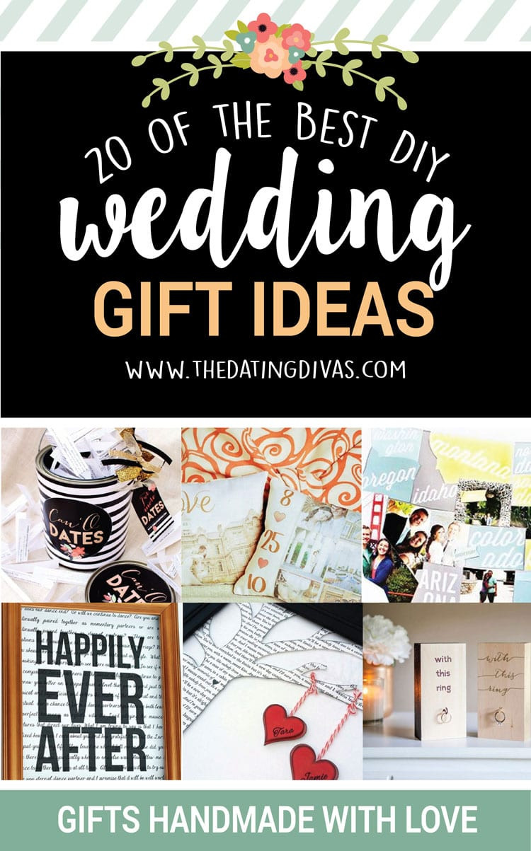 Best ideas about DIY Wedding Gift . Save or Pin 101 of the BEST Wedding Gifts Now.