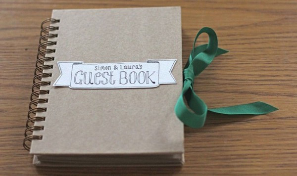 Best ideas about DIY Wedding Guest Books . Save or Pin 30 Easy Wedding Projects for DIY Brides Personal Now.