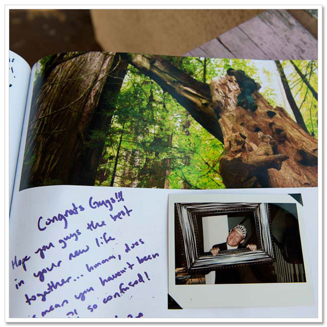Best ideas about DIY Wedding Guest Books . Save or Pin DIY Wedding Guest Book with Instant Now.