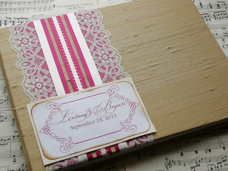 Best ideas about DIY Wedding Guest Books . Save or Pin 59 best DIY Guest Book Ideas images on Pinterest Now.