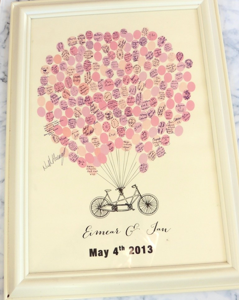 Best ideas about DIY Wedding Guest Books . Save or Pin DIY Wedding Guestbook Alternative The Two Darlings Now.