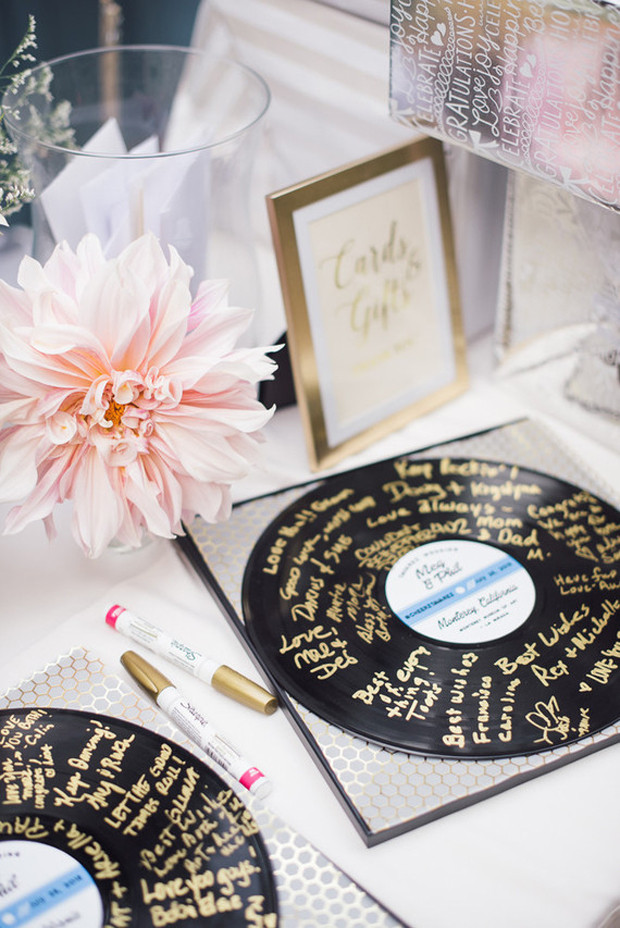 Best ideas about DIY Wedding Guest Books . Save or Pin 12 Brilliant DIY Wedding Projects Now.