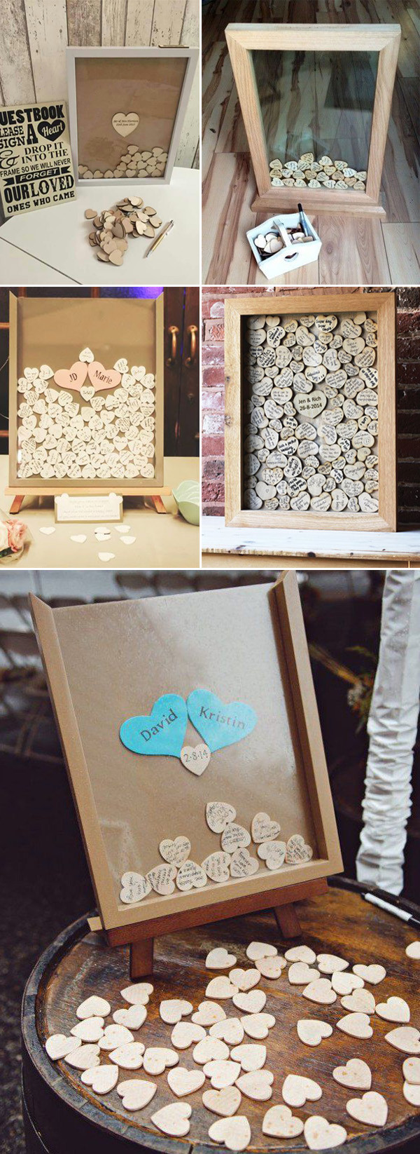 Best ideas about DIY Wedding Guest Books . Save or Pin 10 DIY Unique Guest Book Ideas for Weddings Now.