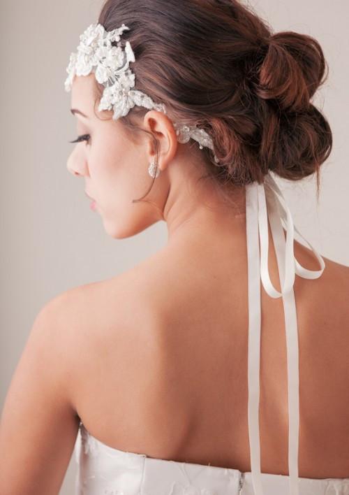 Best ideas about DIY Wedding Hair . Save or Pin Vintage DIY Bridal Hair Tutorial Weddingomania Now.