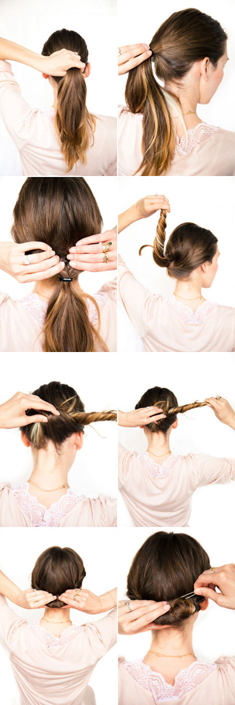 Best ideas about DIY Wedding Hair . Save or Pin Bridal Hairdo DIY Wedding Hair Styles StyleFrizz Now.