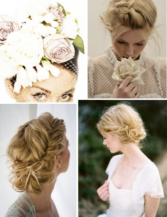 Best ideas about DIY Wedding Hairstyles . Save or Pin 5 DIY Hairstyles Perfect for Pre Wedding Parties Now.