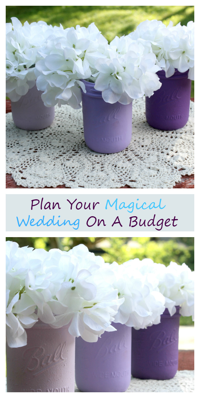 Best ideas about DIY Wedding Ideas For A Tight Budget . Save or Pin 7 Ways To Plan A Magical Wedding A Bud Now.