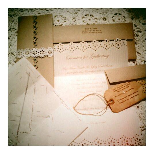 Best ideas about DIY Wedding Invitation Idea . Save or Pin DIY Wedding Invitations Now.