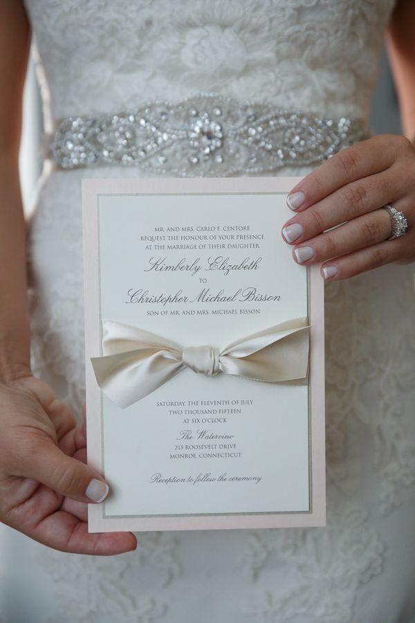Best ideas about DIY Wedding Invitation Idea . Save or Pin Best 25 Wedding invitations ideas on Pinterest Now.