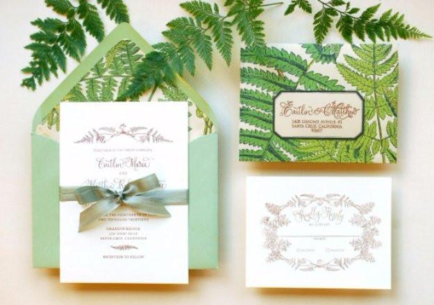 Best ideas about DIY Wedding Invitation Idea . Save or Pin 27 Fabulous DIY Wedding Invitation Ideas Now.