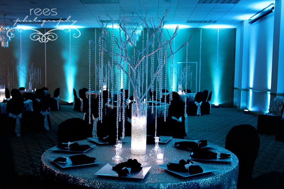Best ideas about DIY Wedding Lighting . Save or Pin DIY Uplighting for Weddings add color and ambience with Now.