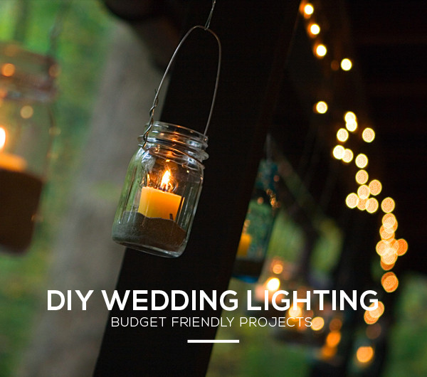 Best ideas about DIY Wedding Lighting . Save or Pin Unique Weekend DIY Wedding Lighting Ideas and Projects Now.
