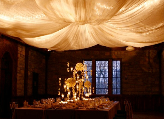 Best ideas about DIY Wedding Lighting . Save or Pin Indoor Wedding Lighting How to Illuminate Your Wedding Now.