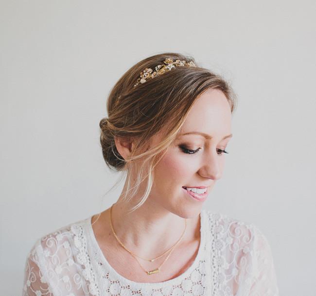 Best ideas about DIY Wedding Makeup . Save or Pin DIY Timeless Wedding Day Makeup Green Wedding Shoes Now.