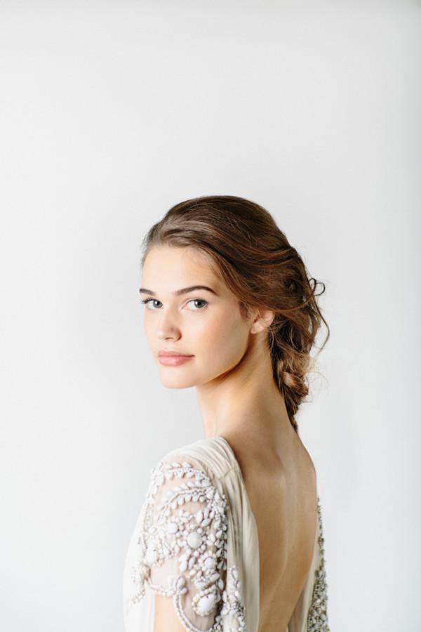 Best ideas about DIY Wedding Makeup . Save or Pin DIY Natural Bridal Makeup with Temptu DIY Weddings Now.