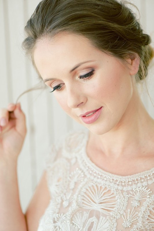 Best ideas about DIY Wedding Makeup . Save or Pin Natural DIY Bridal Makeup To Try Weddingomania Now.