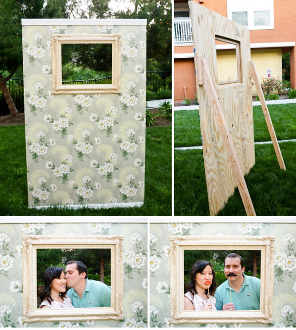 Best ideas about DIY Wedding Photobooth . Save or Pin Mostaza Seed DIY booths Say Cheese Now.