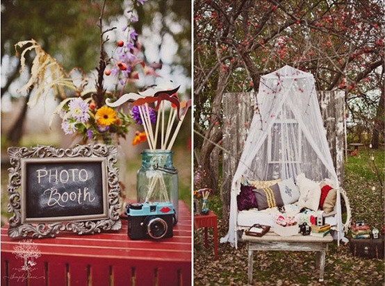 Best ideas about DIY Wedding Photobooth . Save or Pin Love My Weddings DIY booth Ideas for Outdoor Weddings Now.