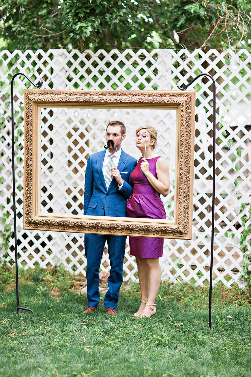 Best ideas about DIY Wedding Photobooth . Save or Pin DIY booths To Suit Any Wedding Now.